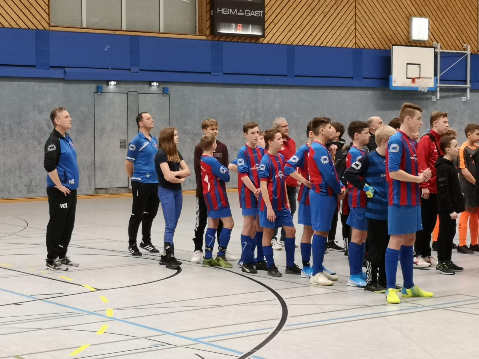 U14 – Turniersieg in Worpswede
