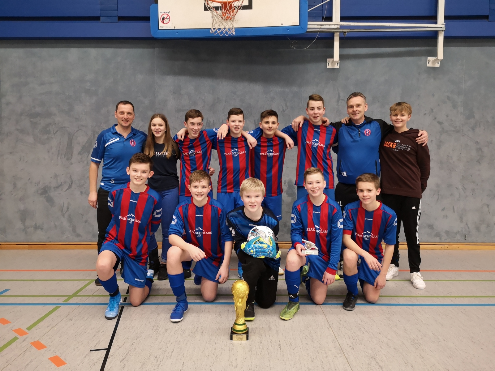 U14 – Turniersieg in Worpswede